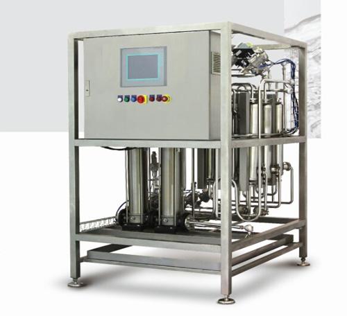 连续式生物废水处理系统