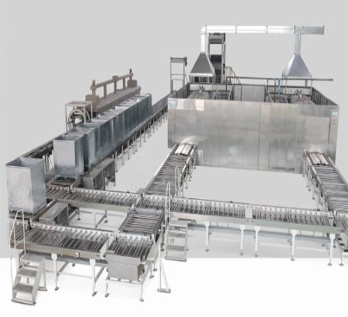 医疗废物高温蒸汽集中处置系统
